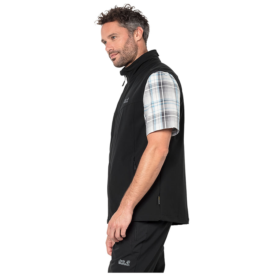 Activate Vest for Men in Black
