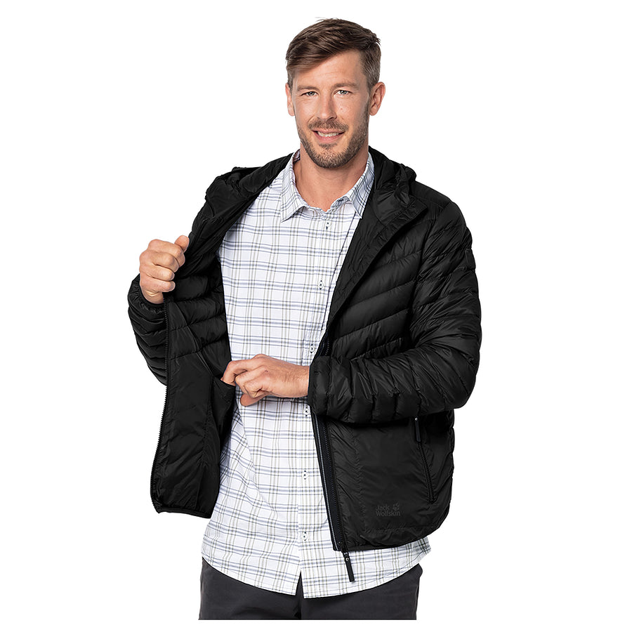 Vista Jacket for Men in Black