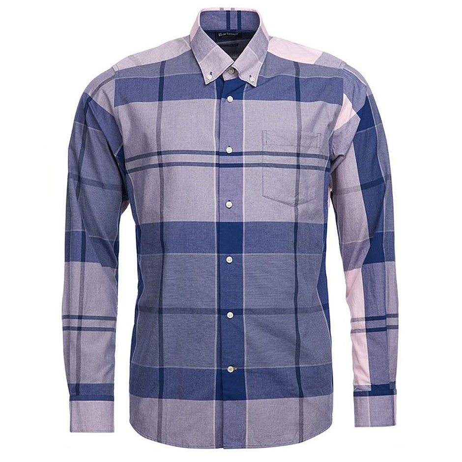 Arndale Shirt for Men in Pink and Navy