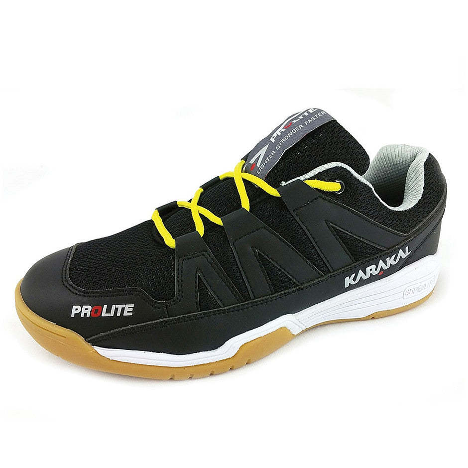 Prolite Court Shoe for Men in Classic Black