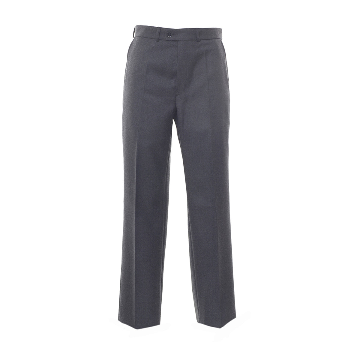 Boys' Conway Suit Trouser in Charcoal