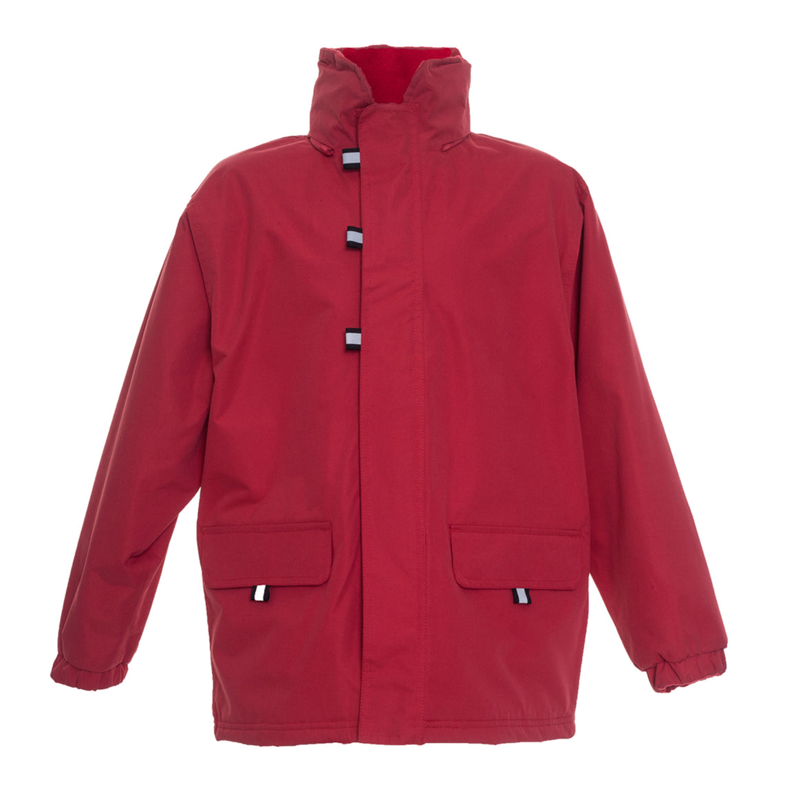 R150 Coat Red for Kids in Red
