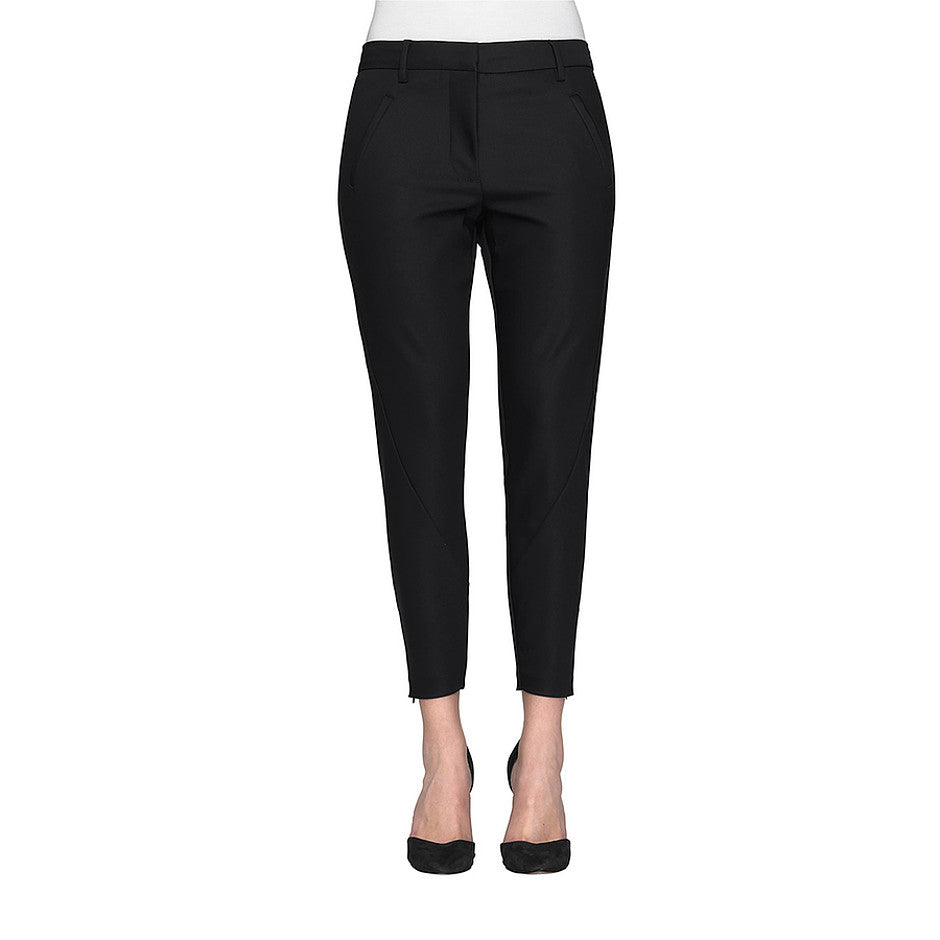 Angelie Jegging Pants for Women in Black