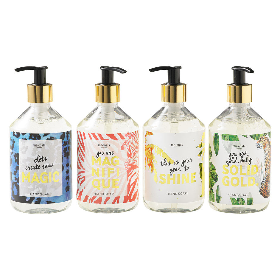 Gold Jungle Magic Hand Soap