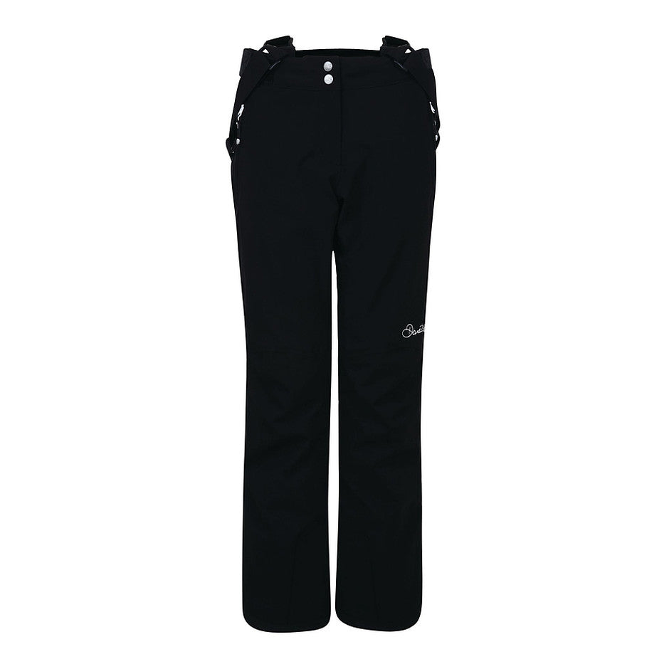 Stand For 2 Ski Pants for Women in Black