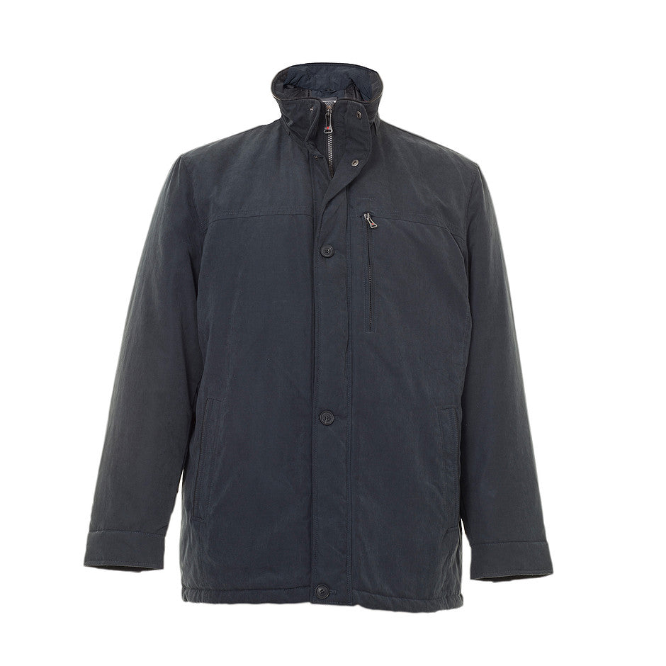 Basic Anorak for Men in Navy