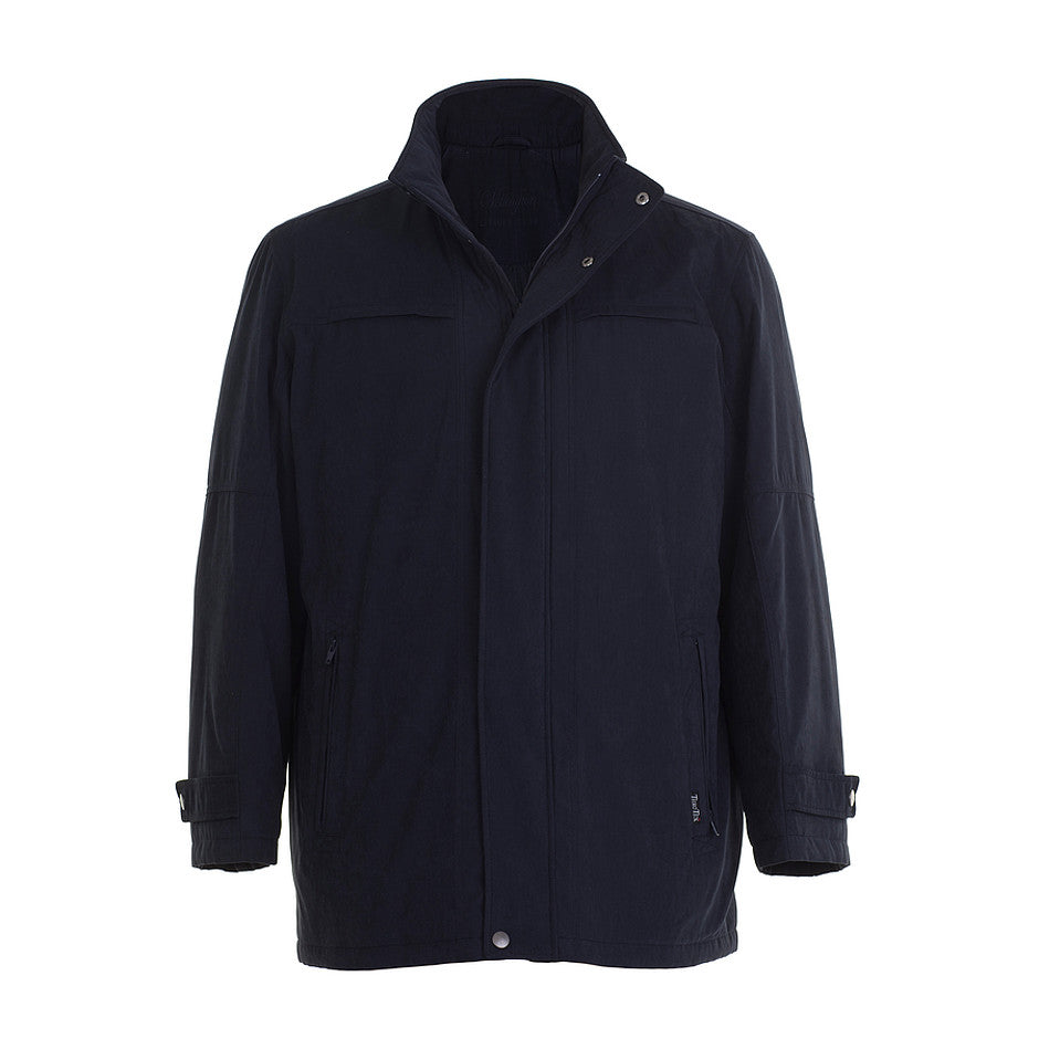 Three Quarter Waterproof Anorak for Men in Navy