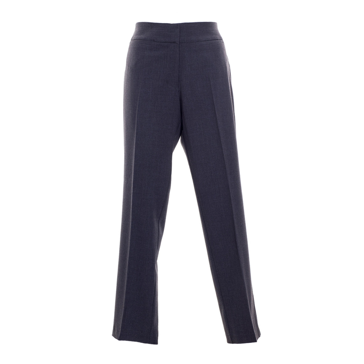 Senior Girls Trouser Slim Fit in Grey
