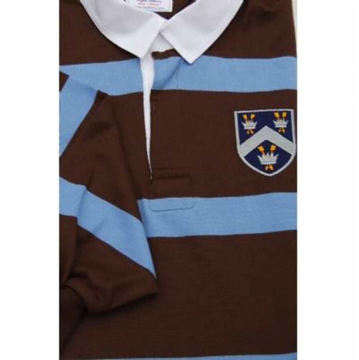 Old Framlinghamian Crested Rugby Shirt