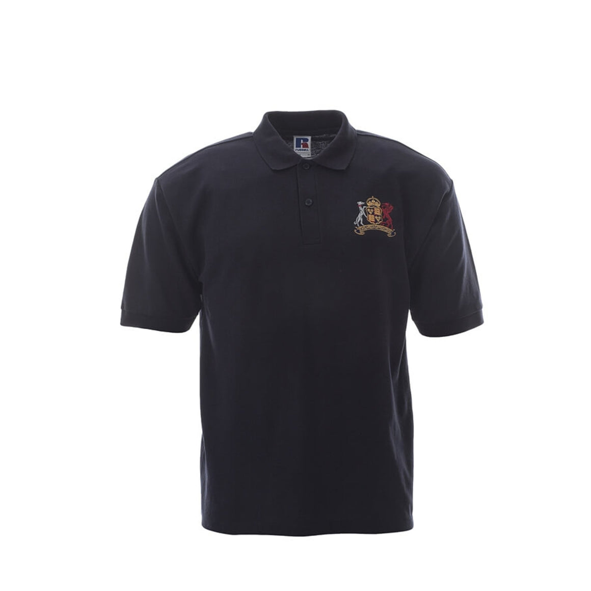 Old Ipswichian Polo Shirt in Navy