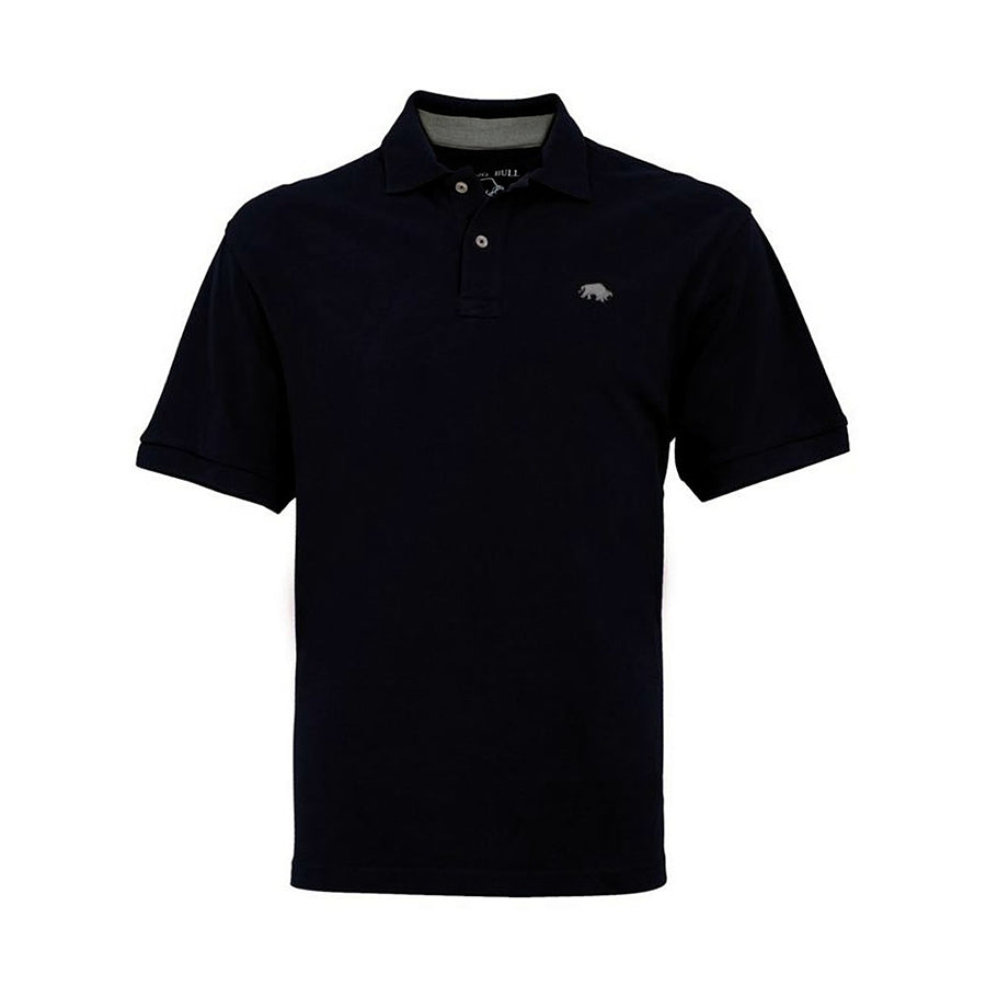 Polo Shirt for Men in Black