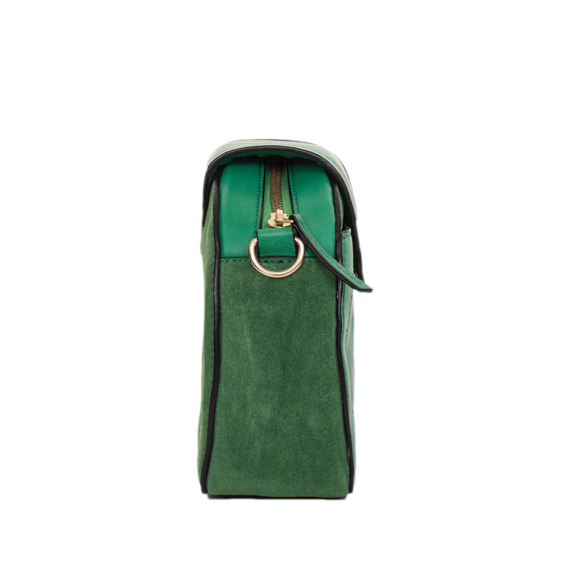 Melly Leather Bag for Women in Jelly Bean Green