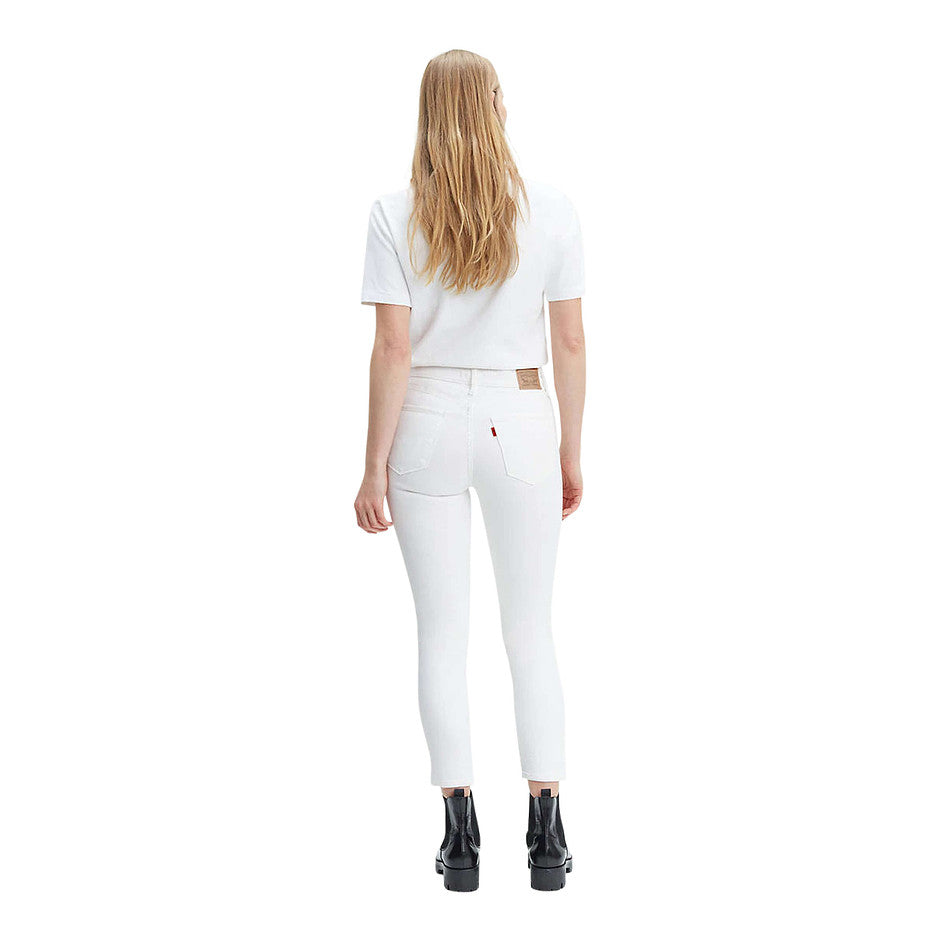 311 Shaping Skinny Ankle Jeans for Women in White