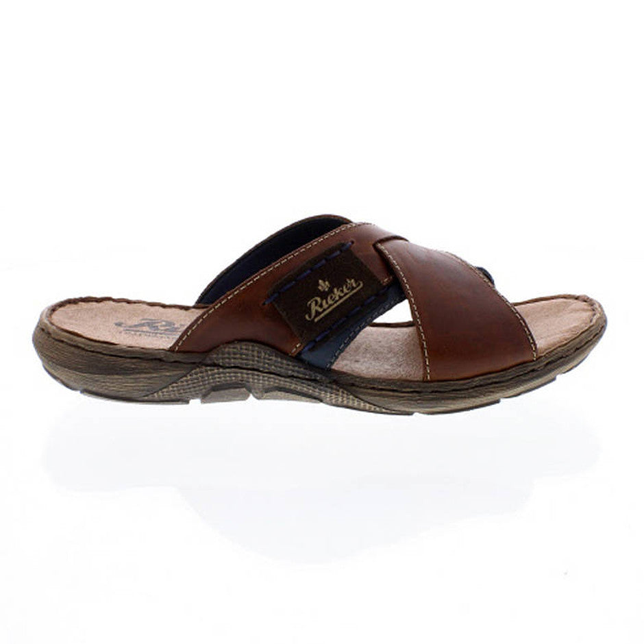 Larache Sandals for Men in Brown