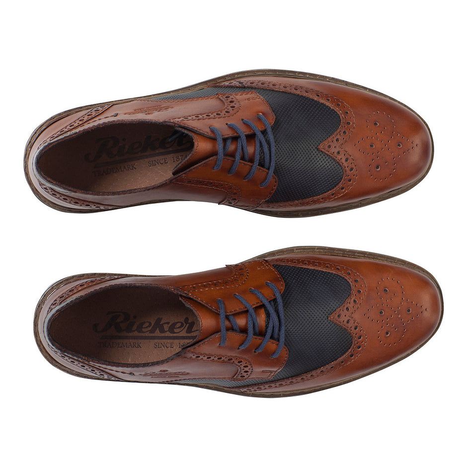 Clermont Brogues for Men in Brown