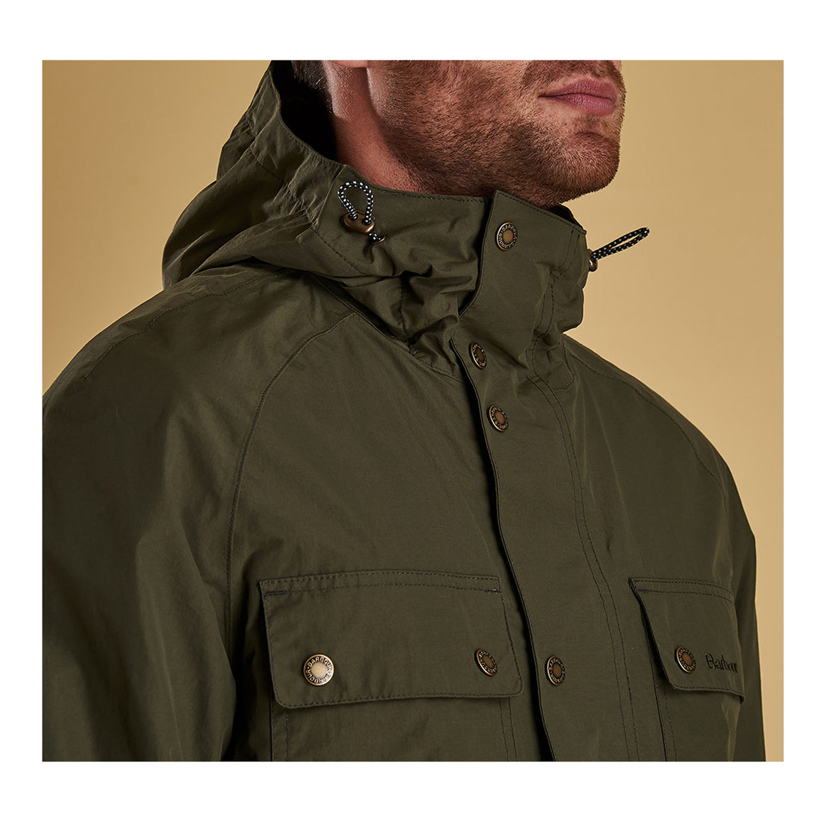 barbour hallow jacket
