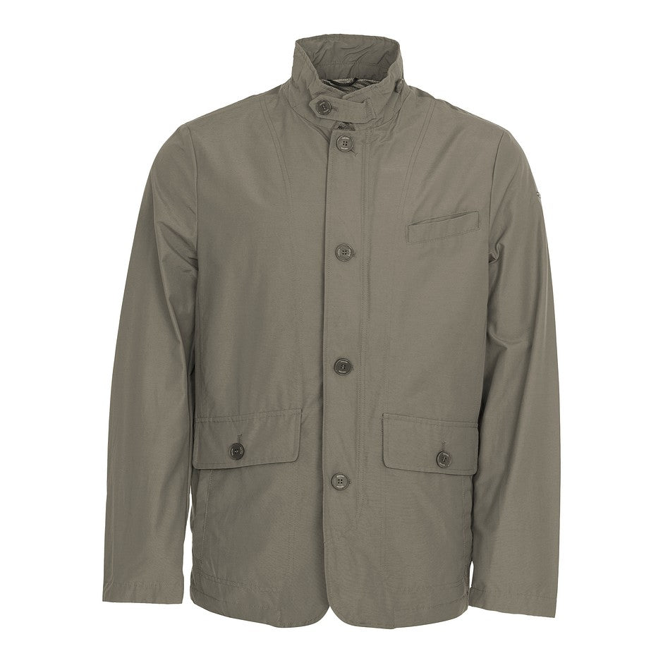 Casual Coat for Men in Olive