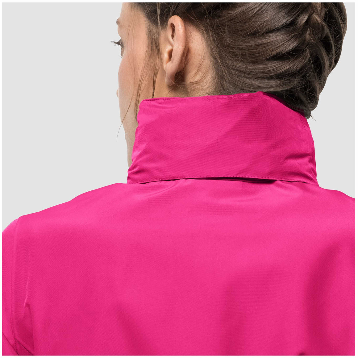 Stormy Point Hardshell Jacket for Women in Peony