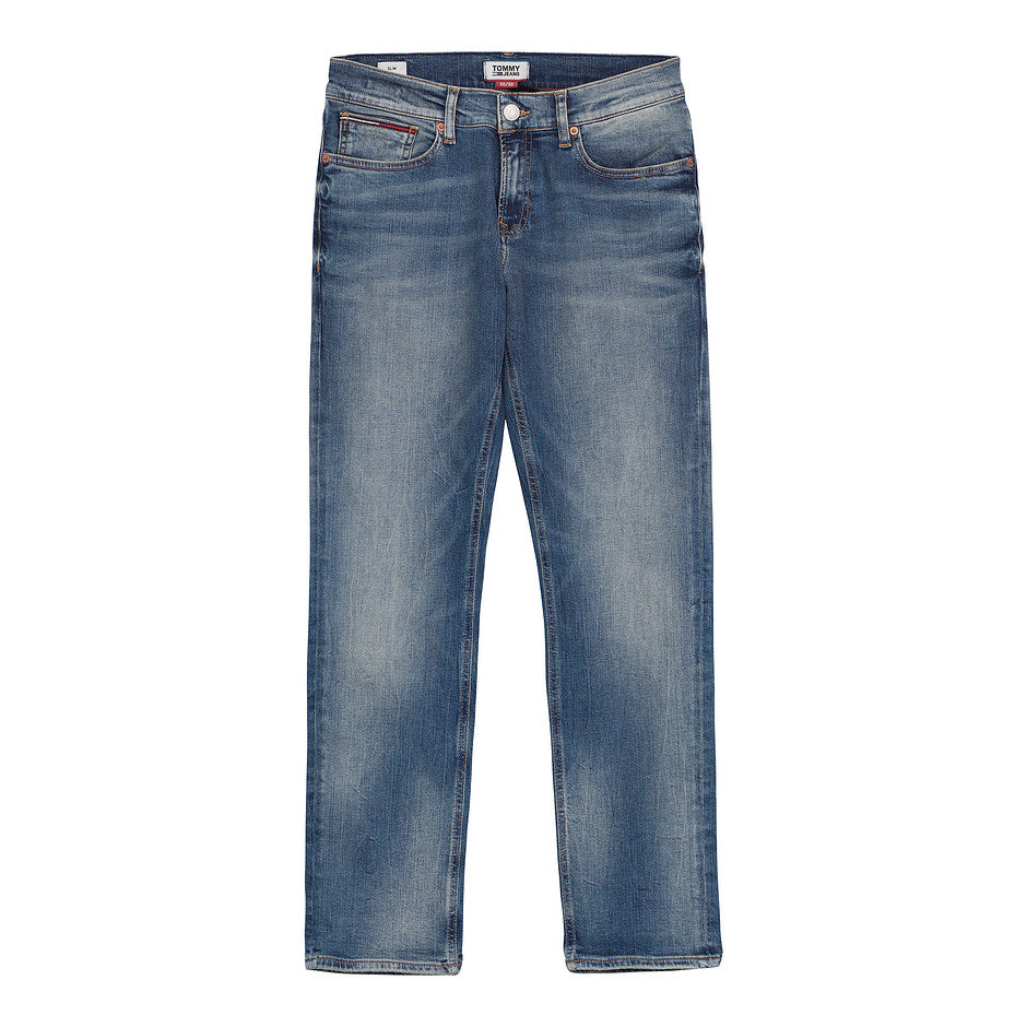 Slim Scaton Jeans for Men in Blue