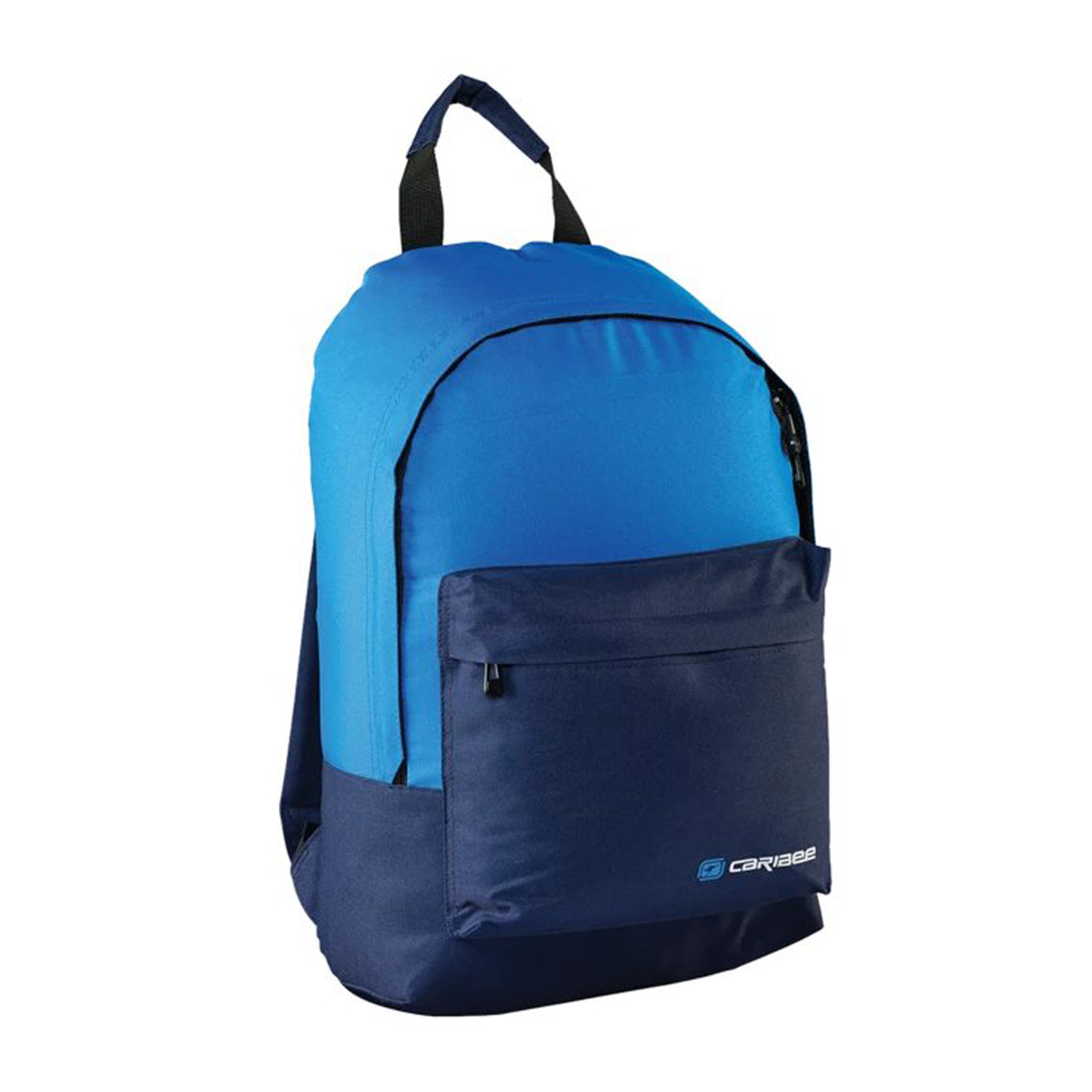 Campus Backpack in Navy & Blue