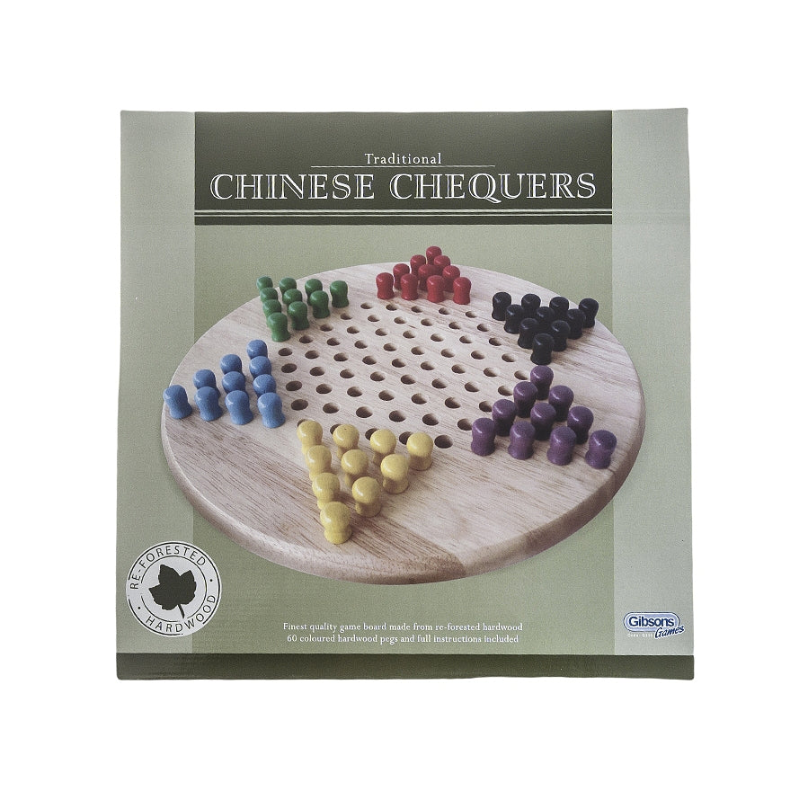 Games Chinese Chequers