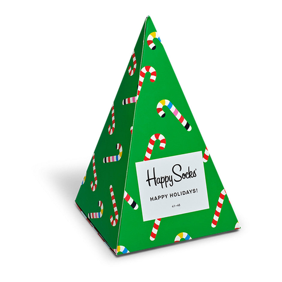 Holiday Tree 3-Pack Gift Box for Women in Green