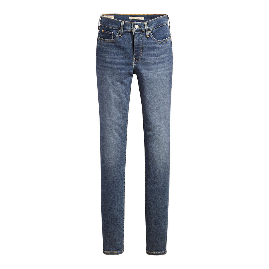 311 Shaping Skinny Jeans for Women in Mid Blue