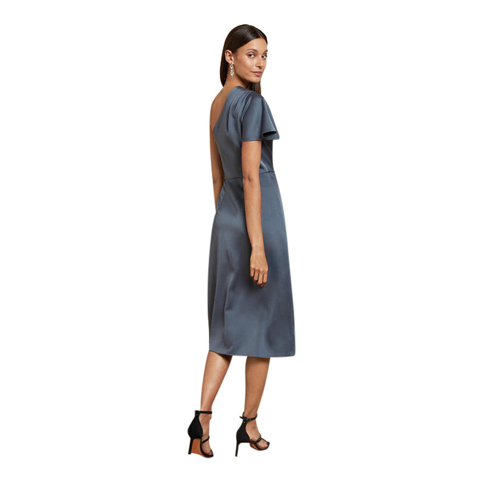 Off The Shoulder Dress for Women in Grey