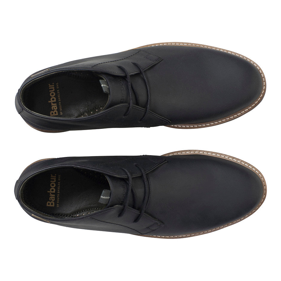 Redhead Shoe for Men in Black