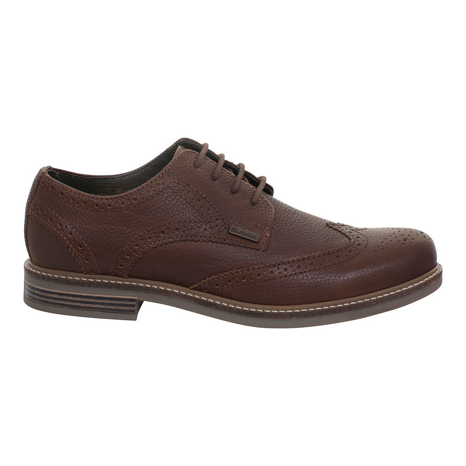 Bamburgh Shoe for Men in Chocolate