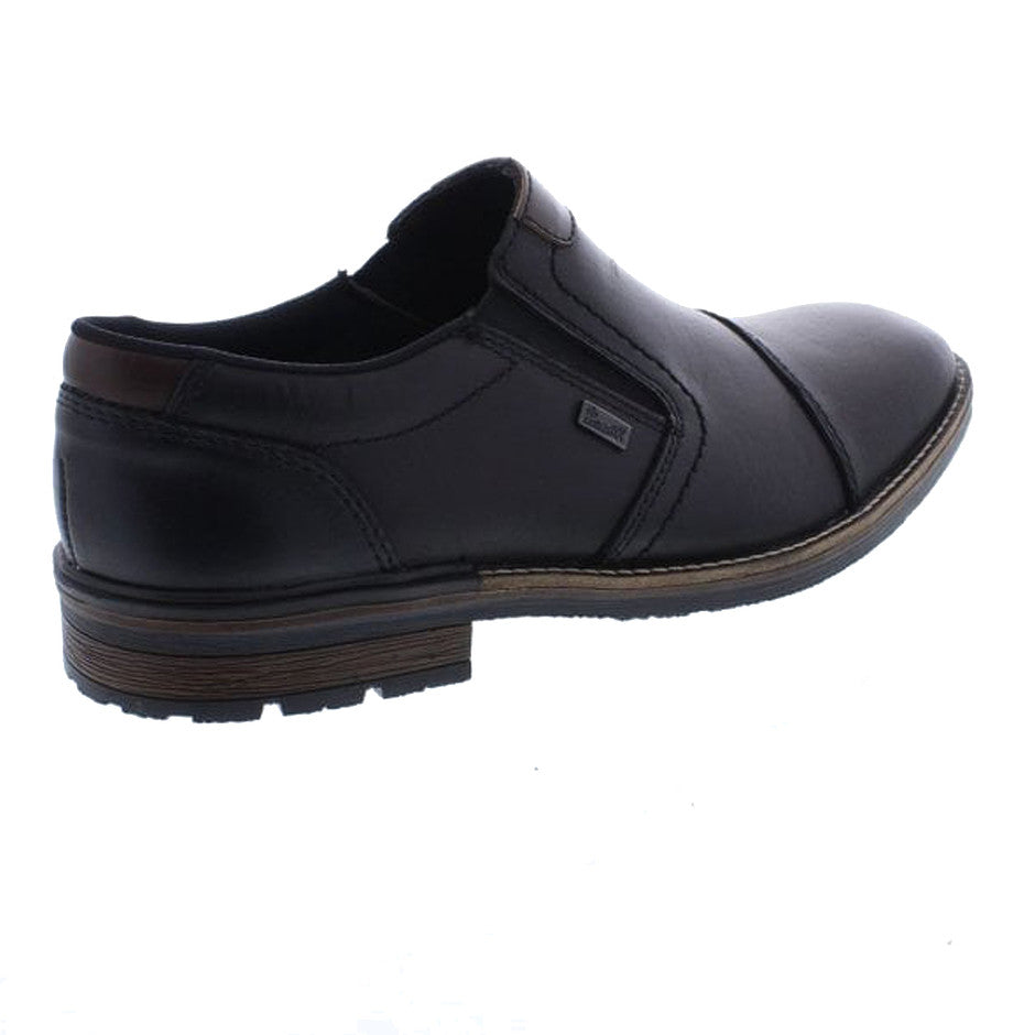 Slip on shoe for Men in Black