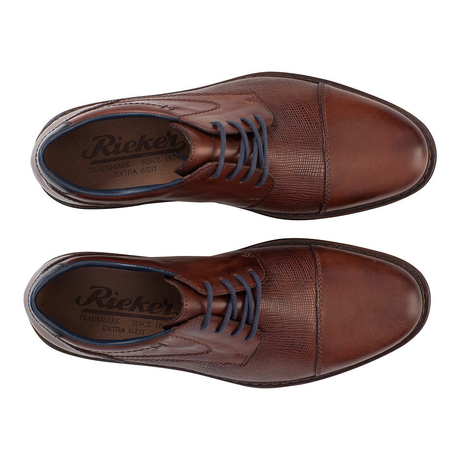 Lace Up Shoe for Men in Brown