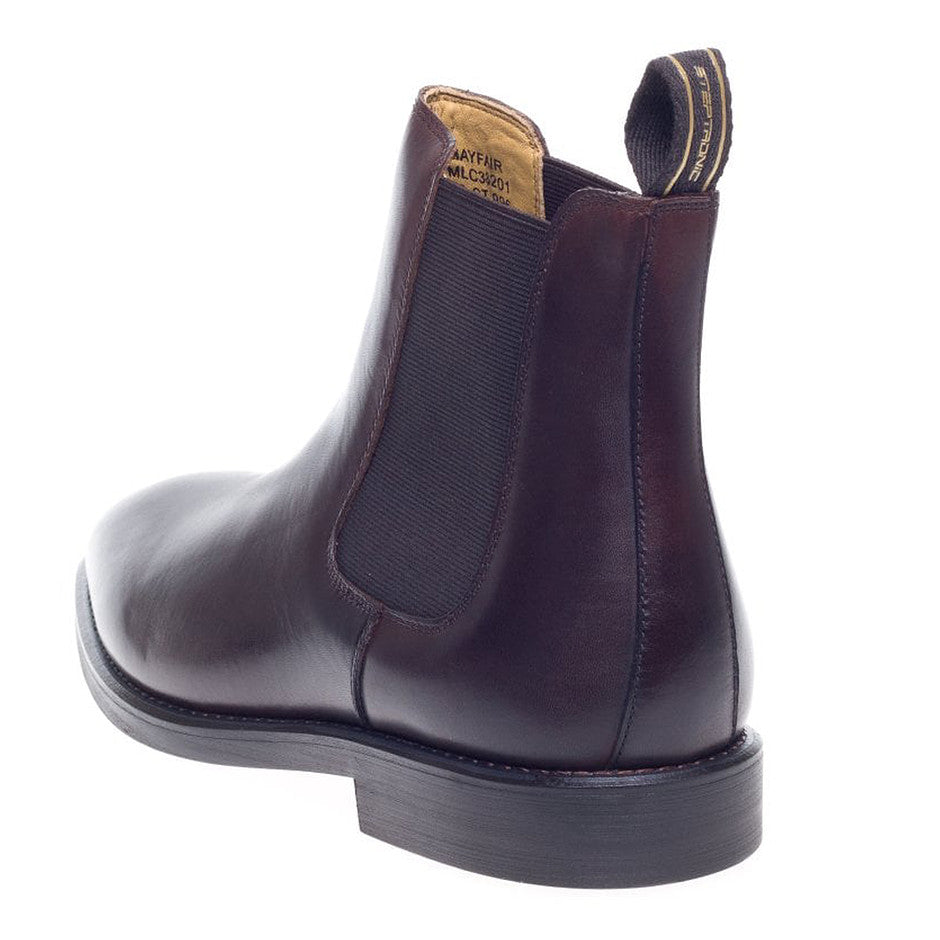 Mayfair Ankle Boot for Men in Cognac