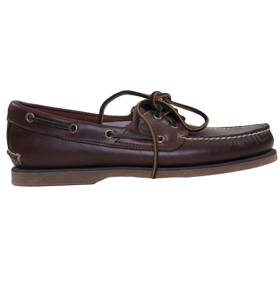 225077 Boat Shoes for Men in Brown