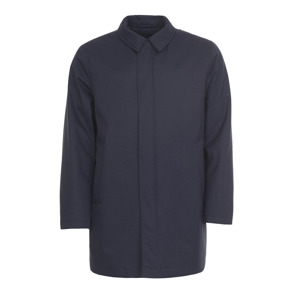 Hayward Raincoat for Men in Navy