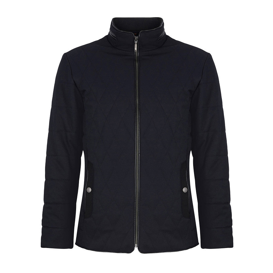 Hardy Casual Coat For Men In Navy