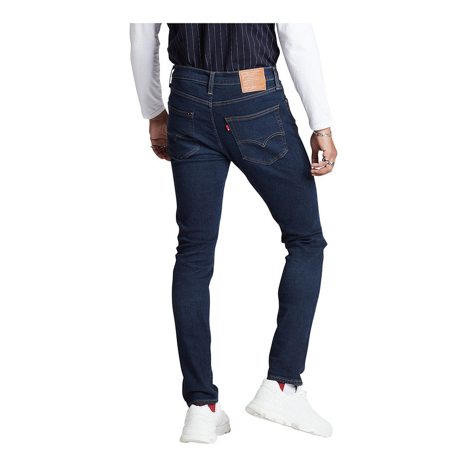 512 Slim Taper Jeans for Men in Sage - Dark Blue