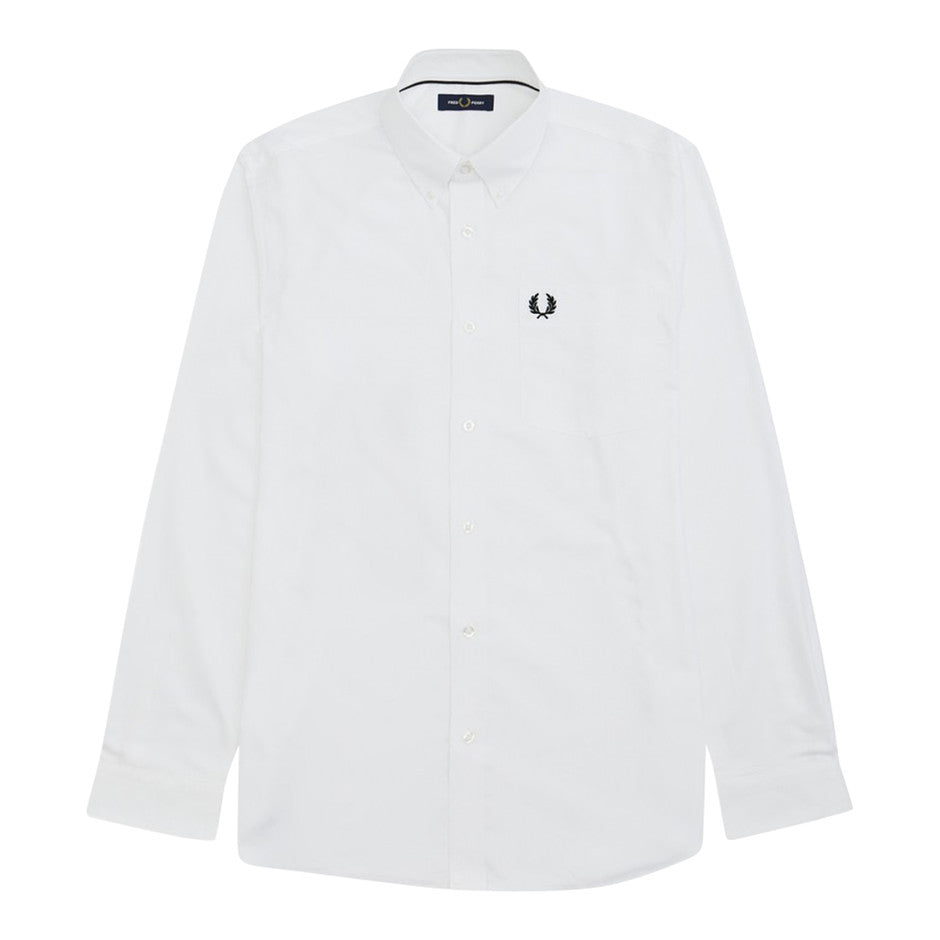 Oxford Shirt for Men in White
