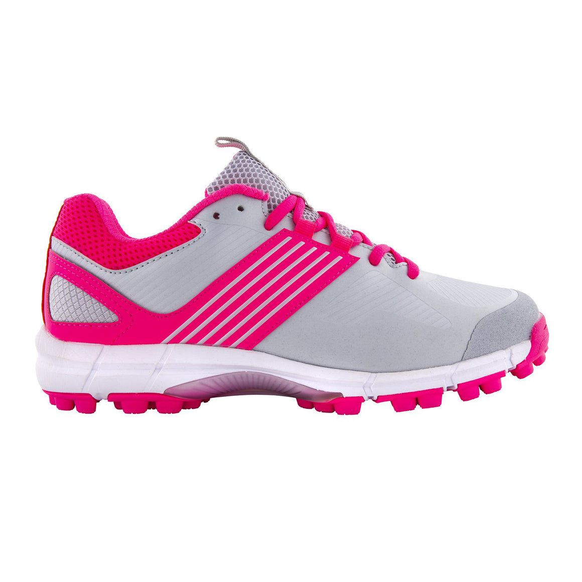 Jr Flash 2.0 Astros for Kids in Silver & Pink
