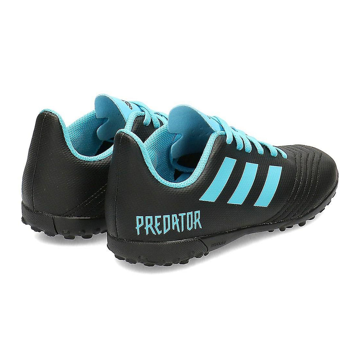 Predator 19.4 TF Jnr Football Boots for Kids in Black & Sky