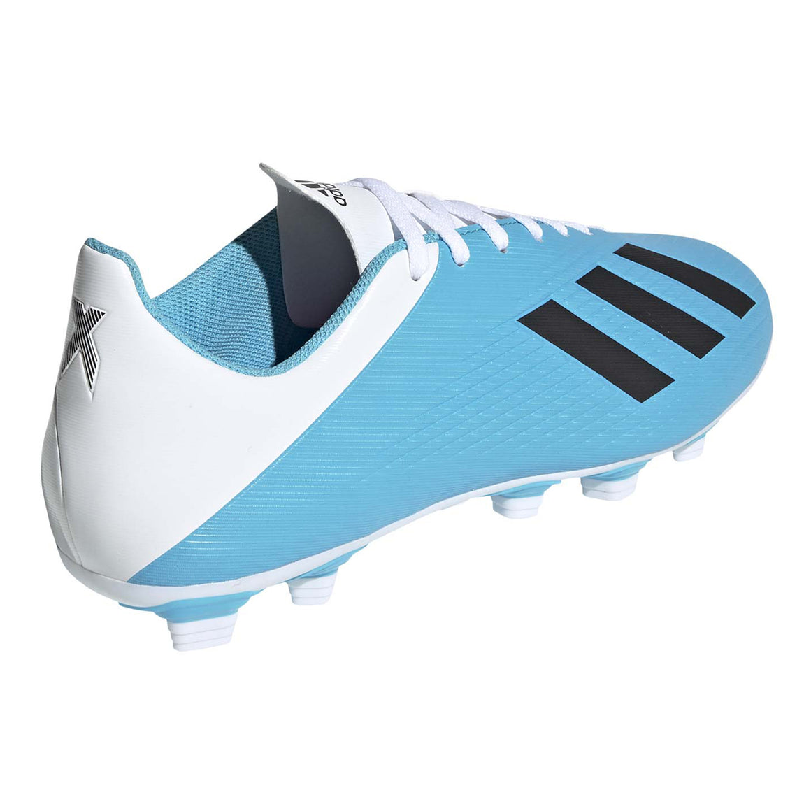 X19.4 FxG Football Boots for Men in Sky & Black