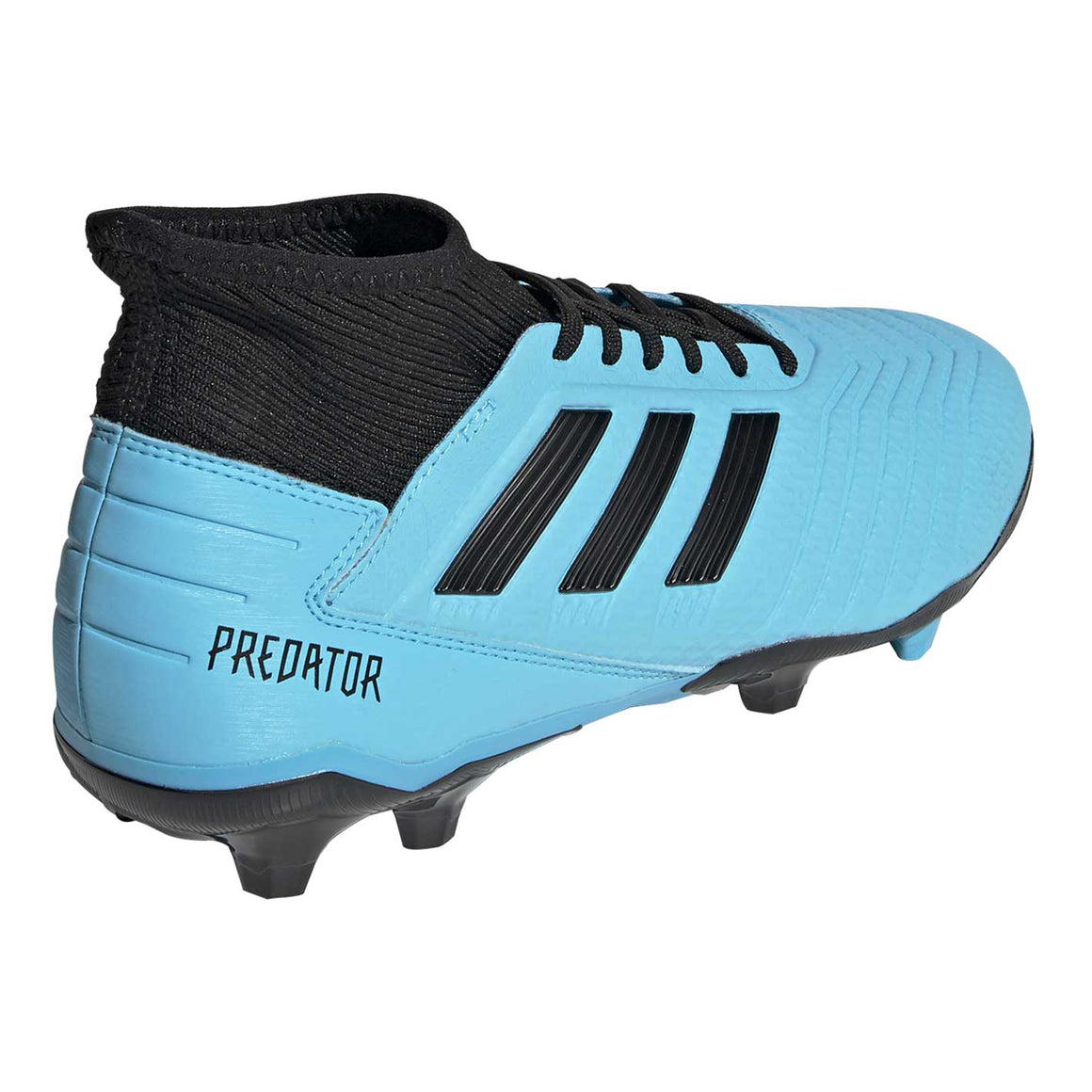 Predator 19.3 FG Football Boots for Men in Sky & Black