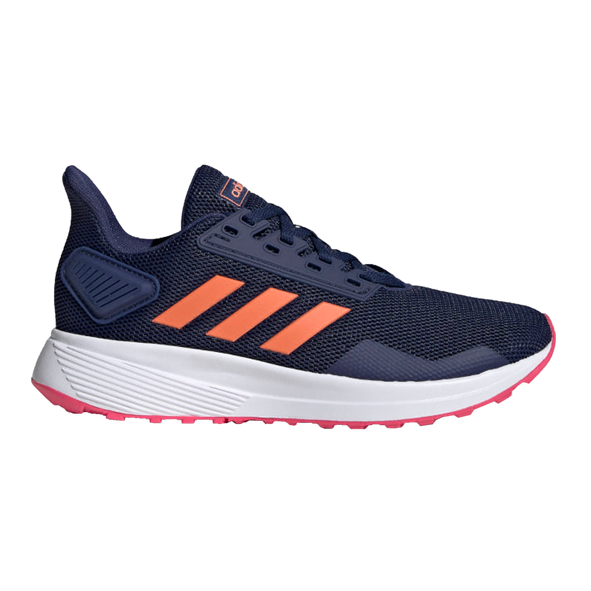 Duramo 9 Jnr Trainers for Kids in Navy & Pink