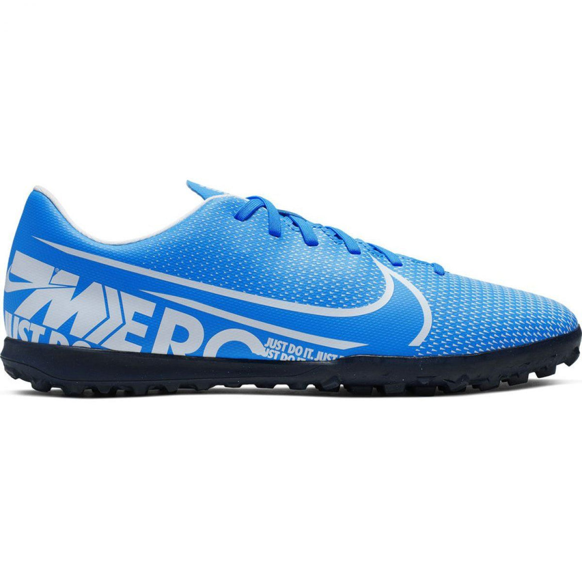 Mercurial Vapor 13 Club TF Football Shoes for Men in Blue & White