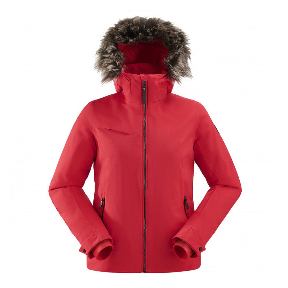 The Rocks 3.0 Ski Jacket for Women in Red