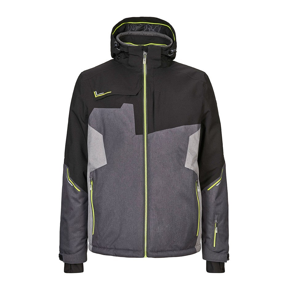 Raldo Ski Jacket for Men in Grey