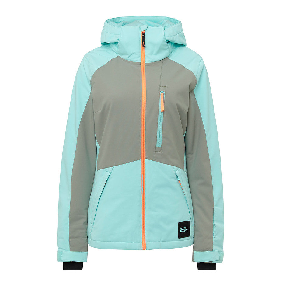Aplite Ski Jacket for Women in Skylight