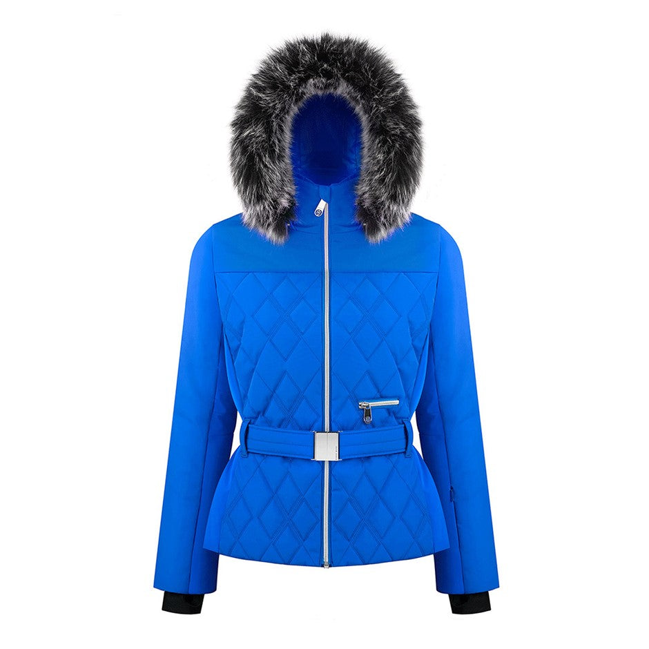 W19 1003 WO/A Ski Jacket for Women in True Blue