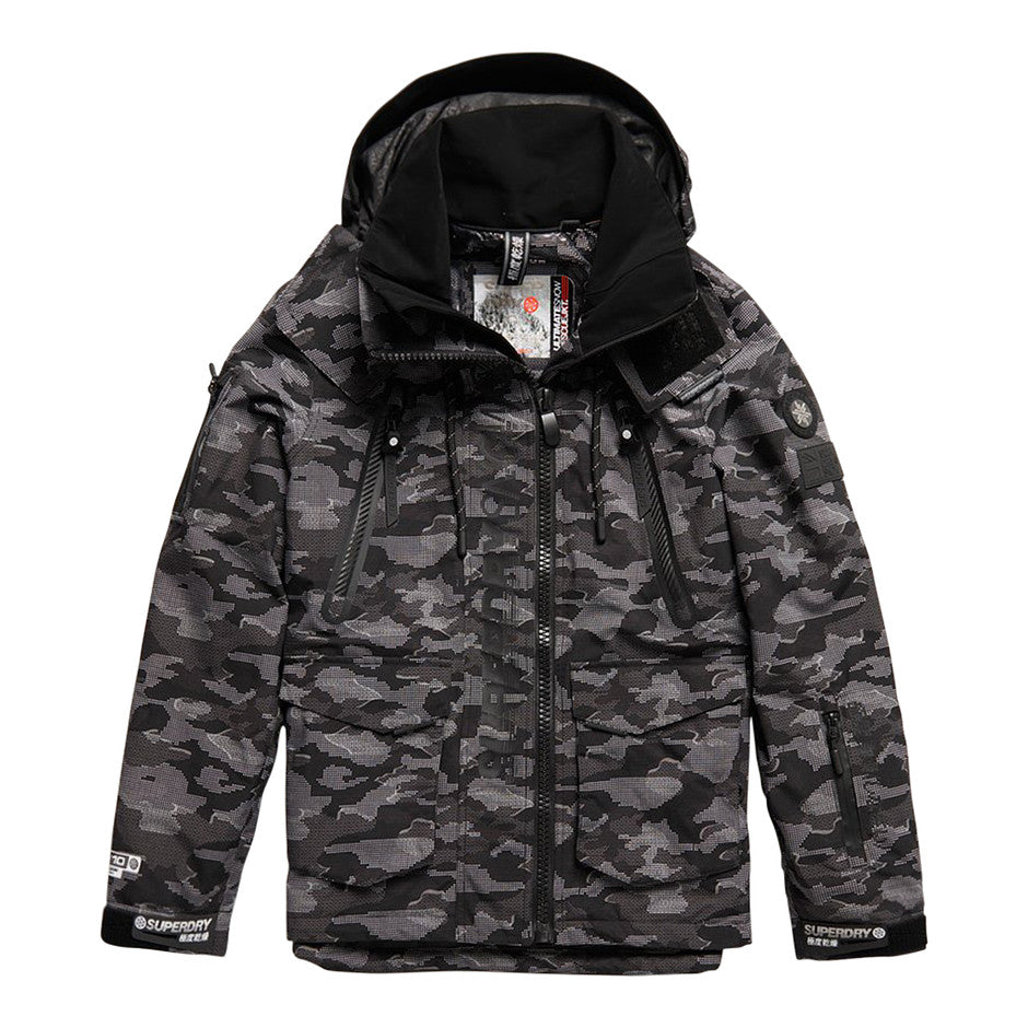 Ultimate Snow Rescue Jacket for Men in Multi 1