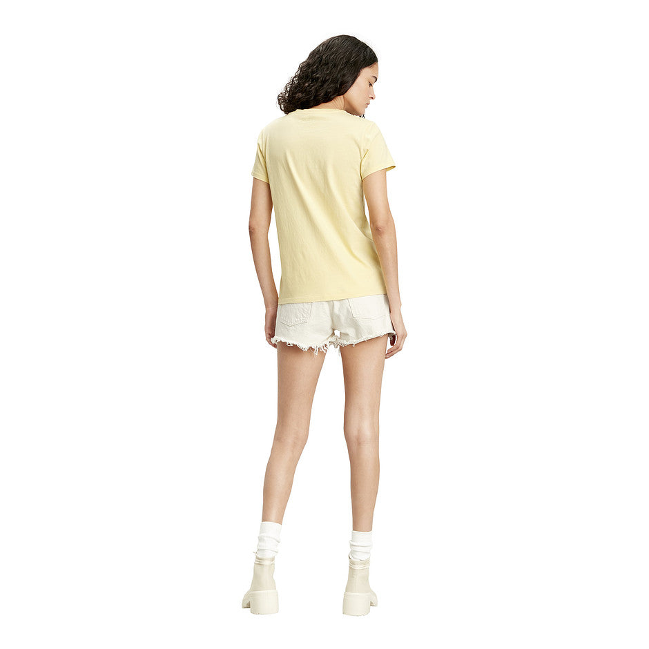 Original Perfect Tee for Women in Lemon